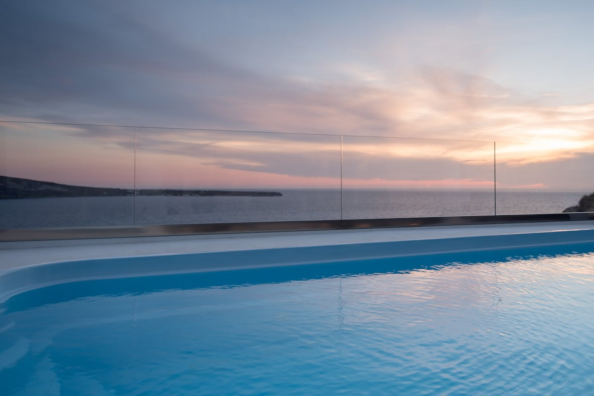 Executive sunset villa with pool-7
