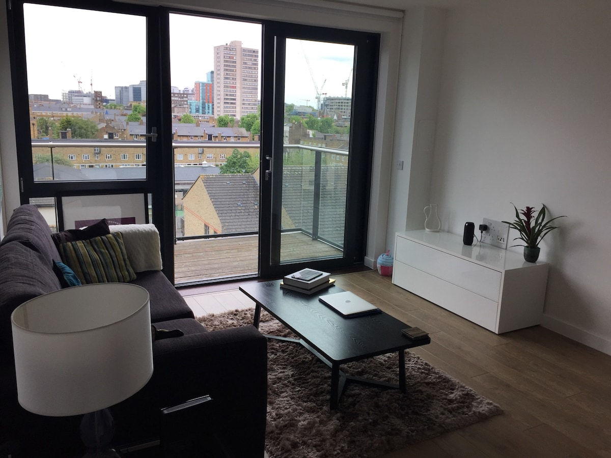 New flat close to city&canary wharf