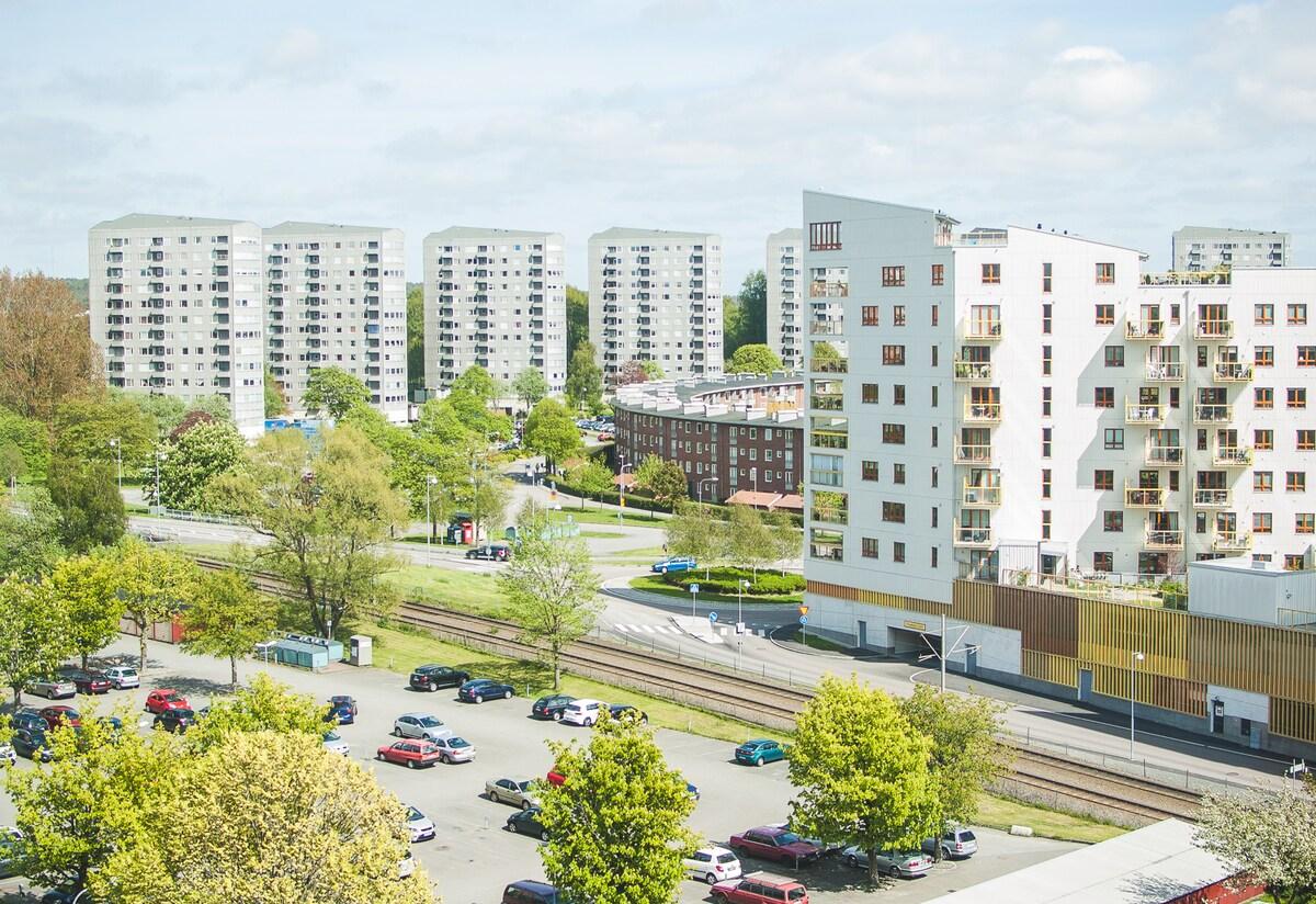 Wonderful apartment in Gothenburg