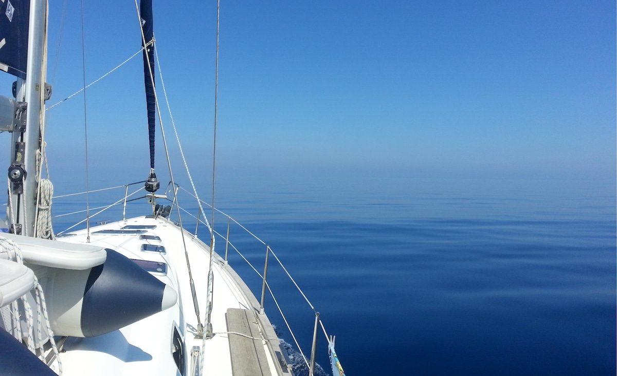 Stay and Sail from Paros