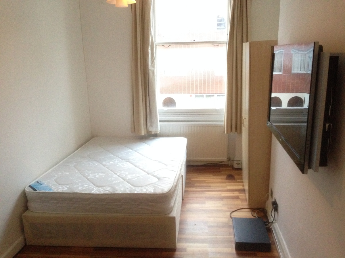 Great single/double room in Holborn