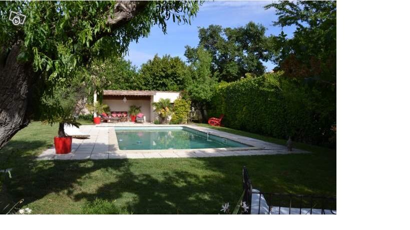 Villa jardin et piscine dans Aix!