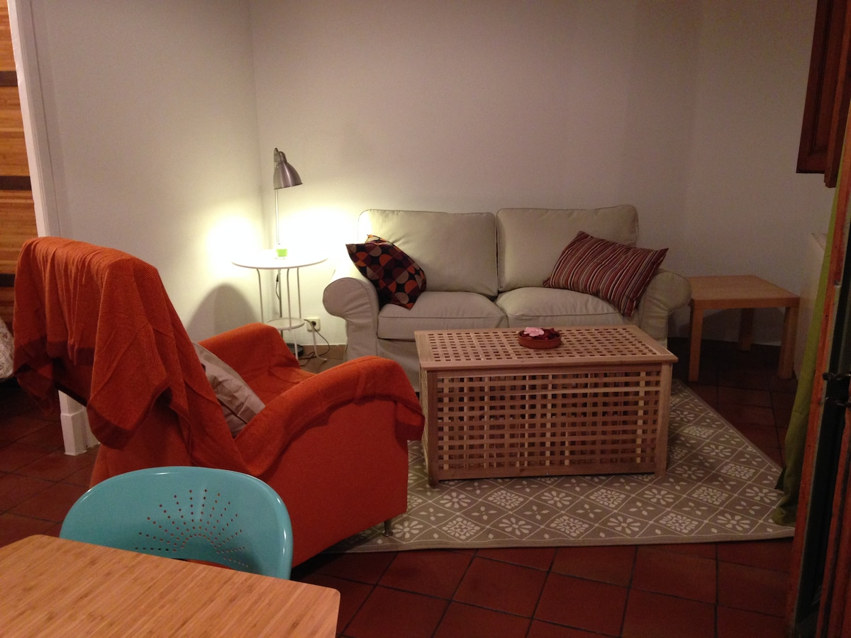 Lovely reformed flat in BCN center