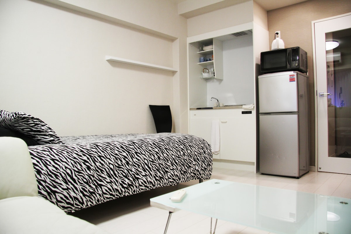 Stylish apartment, Akasaka
