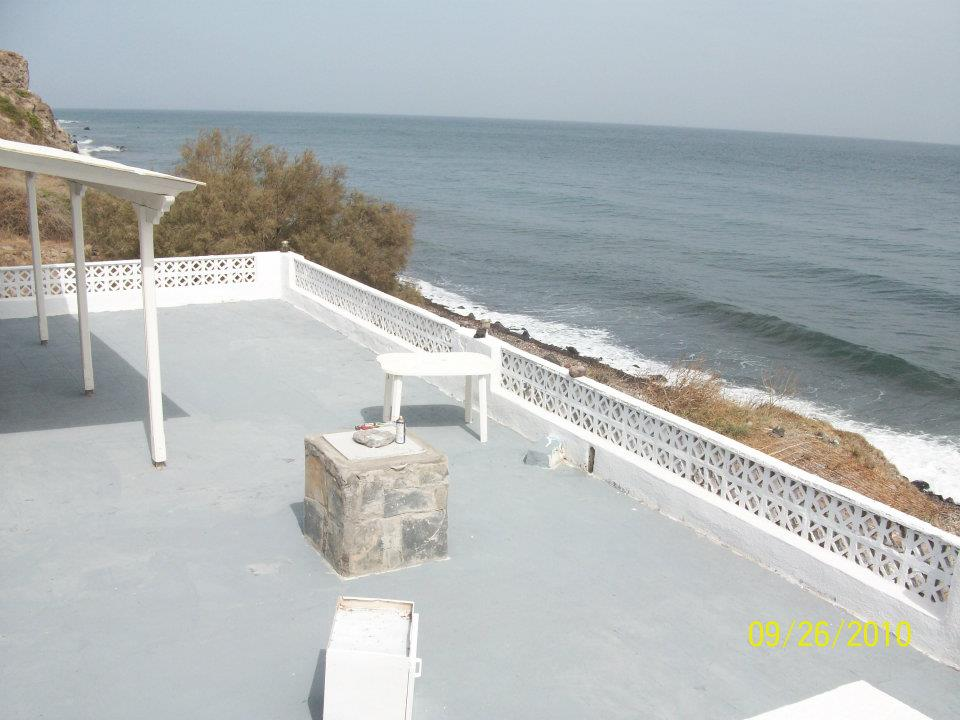SUMMER LOVERS HOUSE BALCONY SECTION FOR 4 PERSONES.