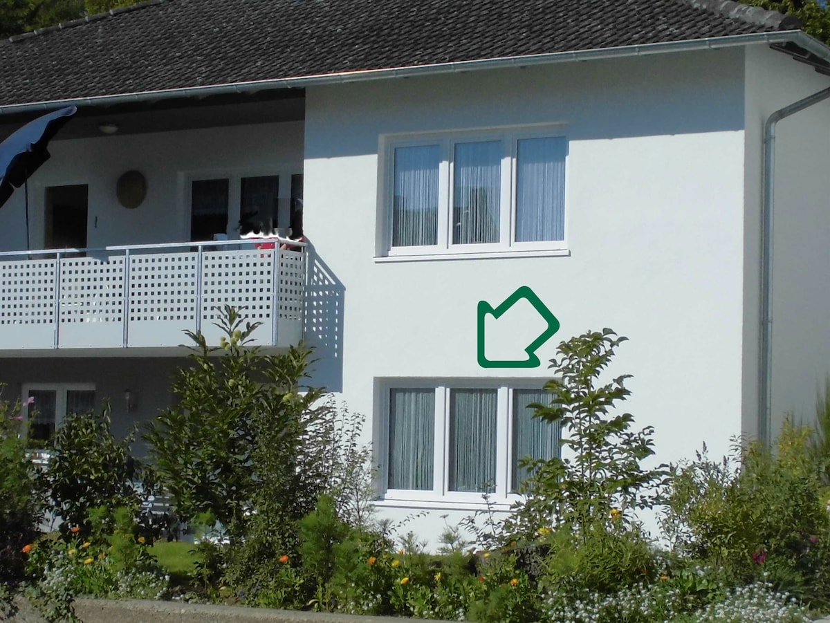 "Apartment im ""Haus am Stadtring"""