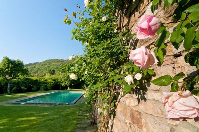 VILLA ORGANI 'the Rose Cottage'