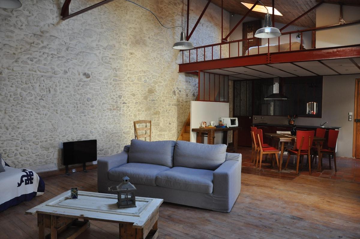 Beziers Centre Appartement loft