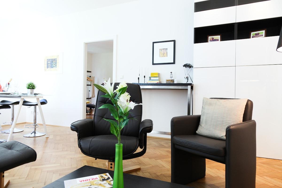 Superb 70 sq m (750 sq ft) apartment!