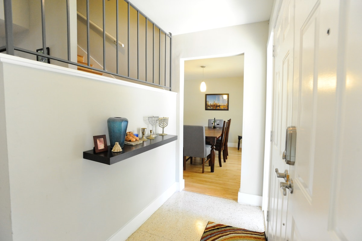 Entryway, Welcome to our home!