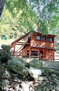 Luxury Chalet a Passo Lanciano
