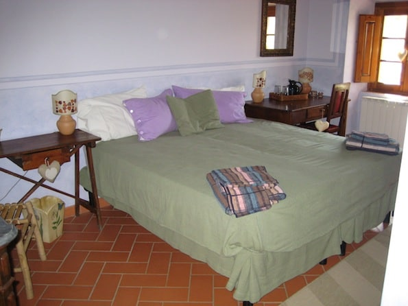 Your room in Chianti
