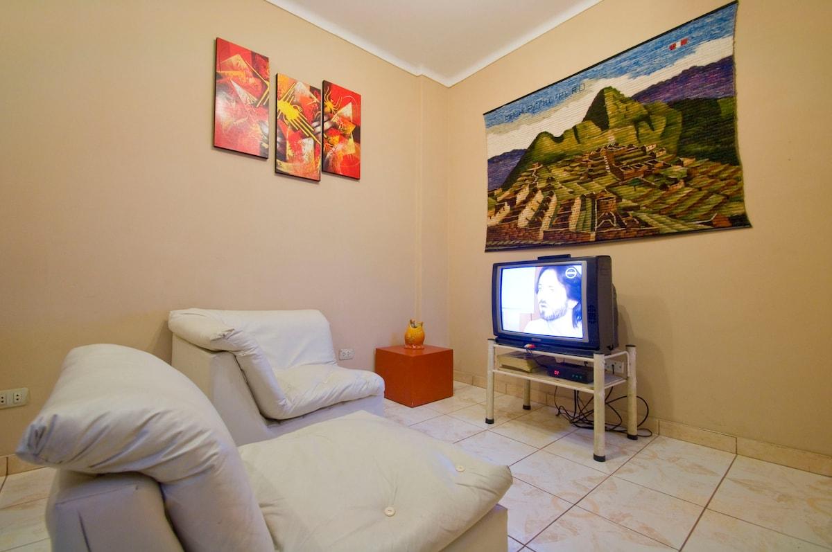 Studio-Apartment Lima, Perú!!
