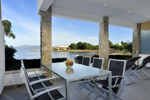 Special in front the sea Alcudia