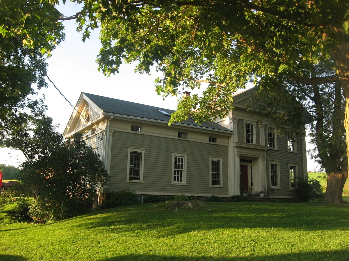 Catskill Farm Stay/Bed & Breakfast