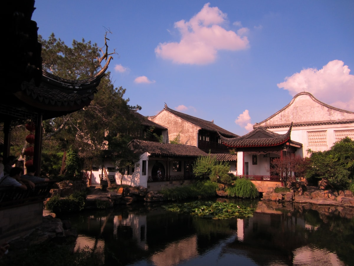 Worth Trip in Paradised Suzhou City