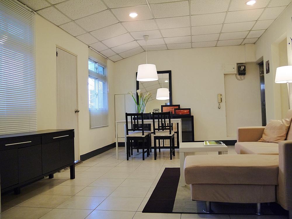 2-Bedroom Loft Style Flat
