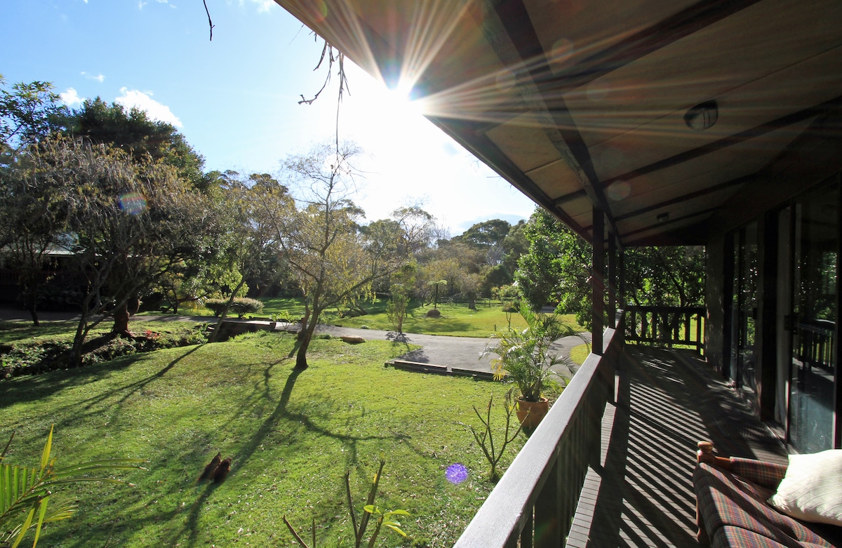 Kookaburra Cabin - Sydney farm stay