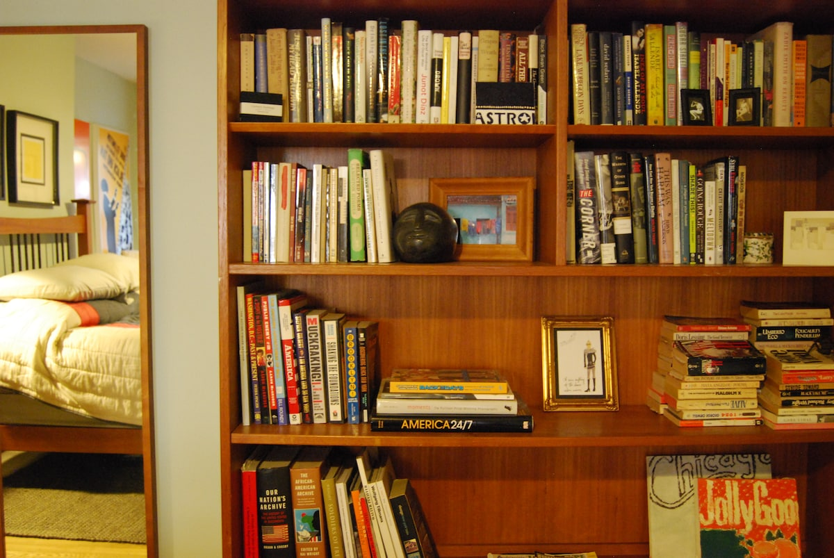 Our sharing library. Help yourself!