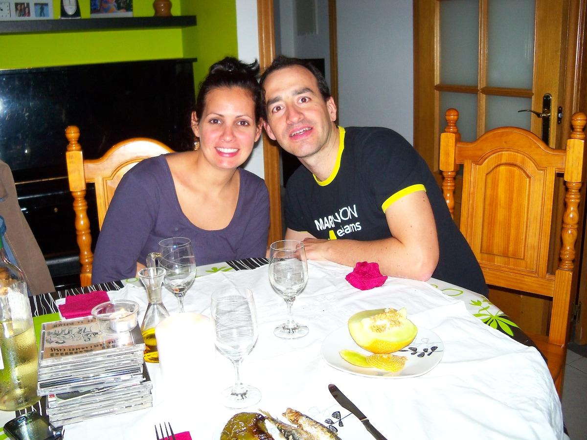 Sonnia & Roger