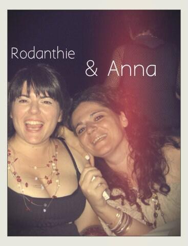 Rodanthie & Anna