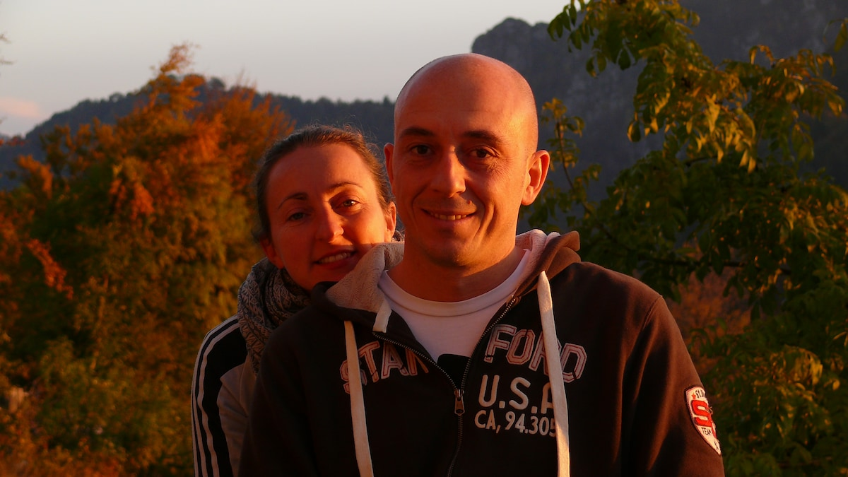 Carlo & Luana