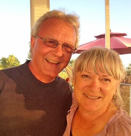 Peter & Graziella