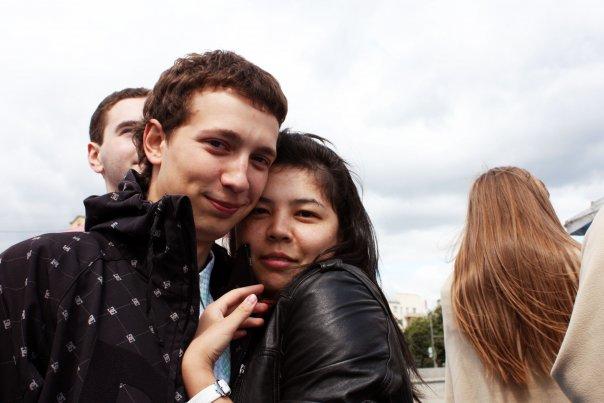 Irina And Alexey