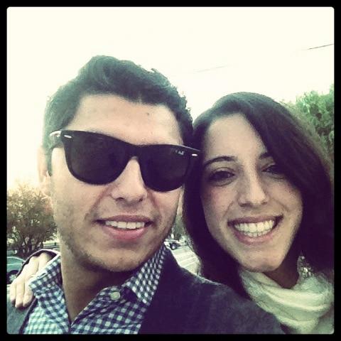 Kate & Sergio