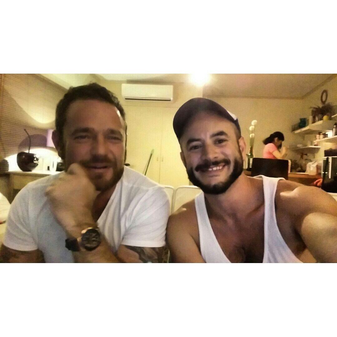 Robert & Haidyn