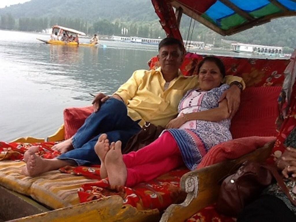 Anil & Meena