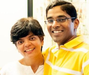 Vineeta & Navin