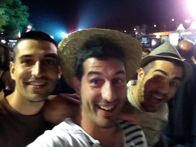 André, Ricardo & Luís