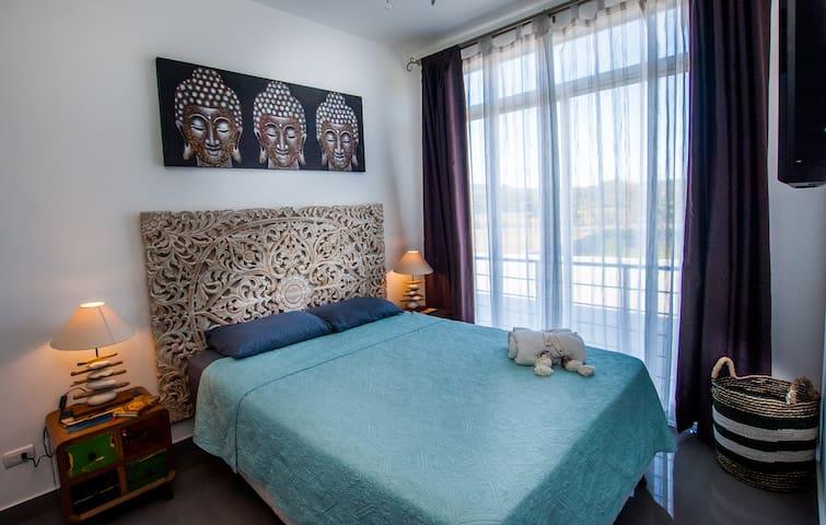 Habitación secundaria, lista para el descanso y el disfrute!