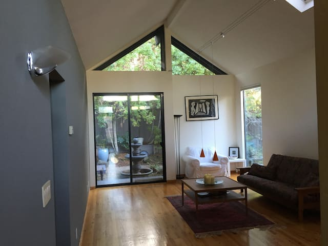 2BR Home off Sand Hill Road, Close to Stanford, Superhost