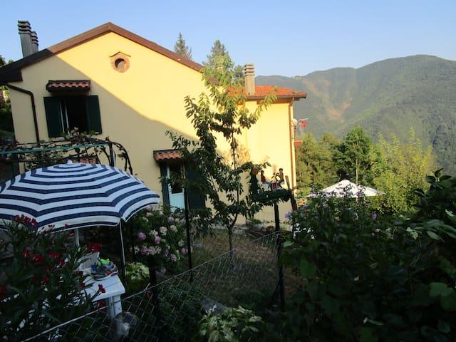 Casa nella quiete dei Monti - Granaglione - Lägenhet