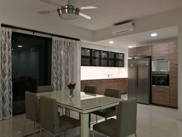 Seri Riana Residence apartment for rent
