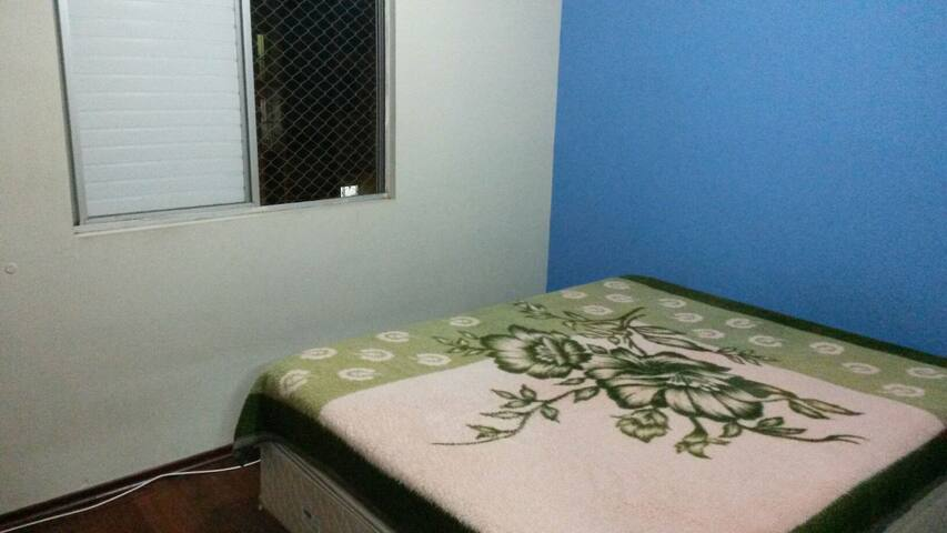 Campinas: apartamento confortável com dois quartos