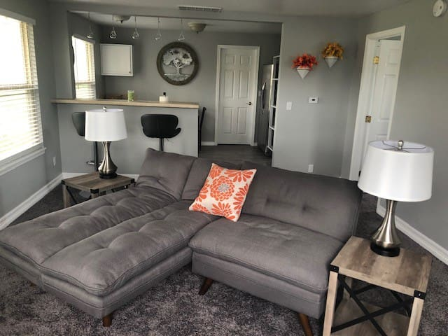 Furnished home in the country for long-term stay