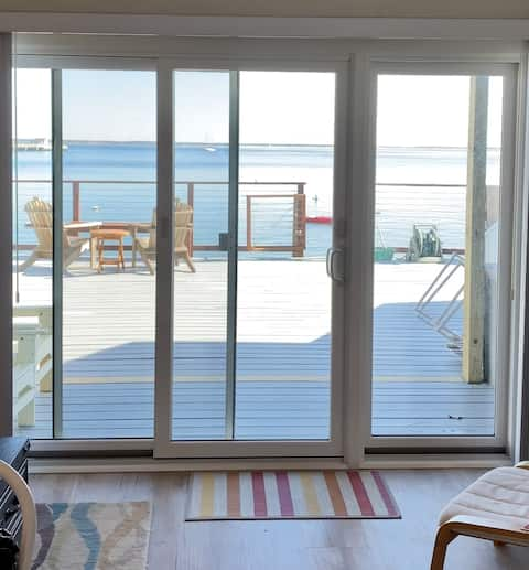 Great location, water views, west end Ptown