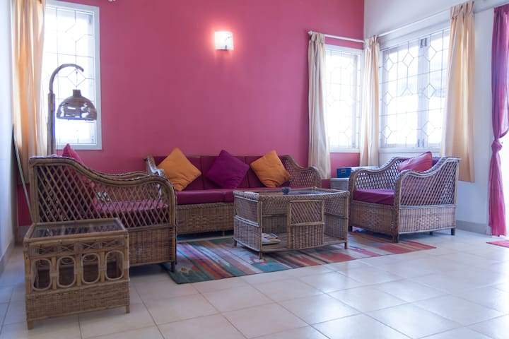 Turquoise Tree Homestays SOLITUDE Candolim - Candolim - Appartement