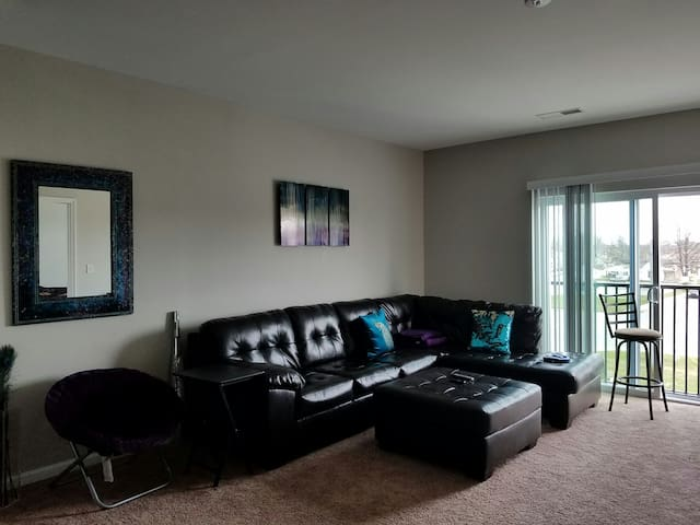 Cozy Downtown apartment - Indianapolis - Appartement