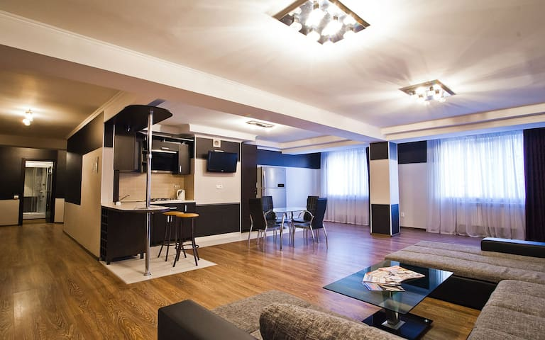 Apartament in the centre for 4 persons. - Chișinău - Appartement