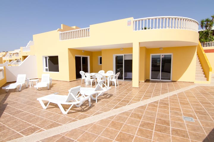 201. Big apartment  Costa Calma, Huge Terrace!