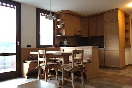 Accogliente appartamento di nuova ristrutturazione - Foppolo