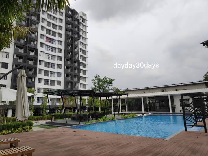 A117 Welcome to Ipoh - #Oasis Condominium @ Simee