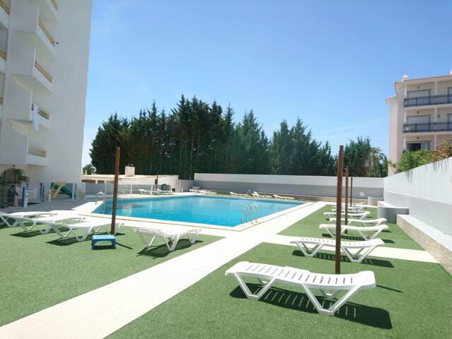 Apartamento T1 com piscina em Albufeira, Algarve