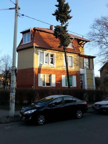 Уютная квартира в стиле лофт.
