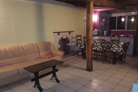 CENTRE CHATILLON/LOIRE: Maison pleine de charme