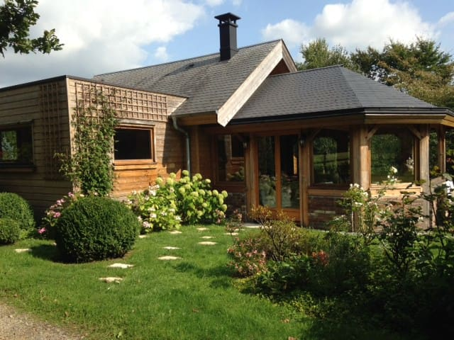 Peaceful place surrounded by woods - Cheffreville-Tonnencourt - Casa